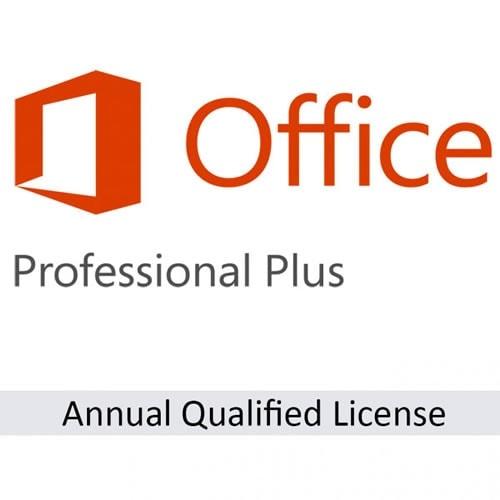 Microsoft Office 365 Pro Plus Open Business 1 an   - Logiciel suite bureautique - 0