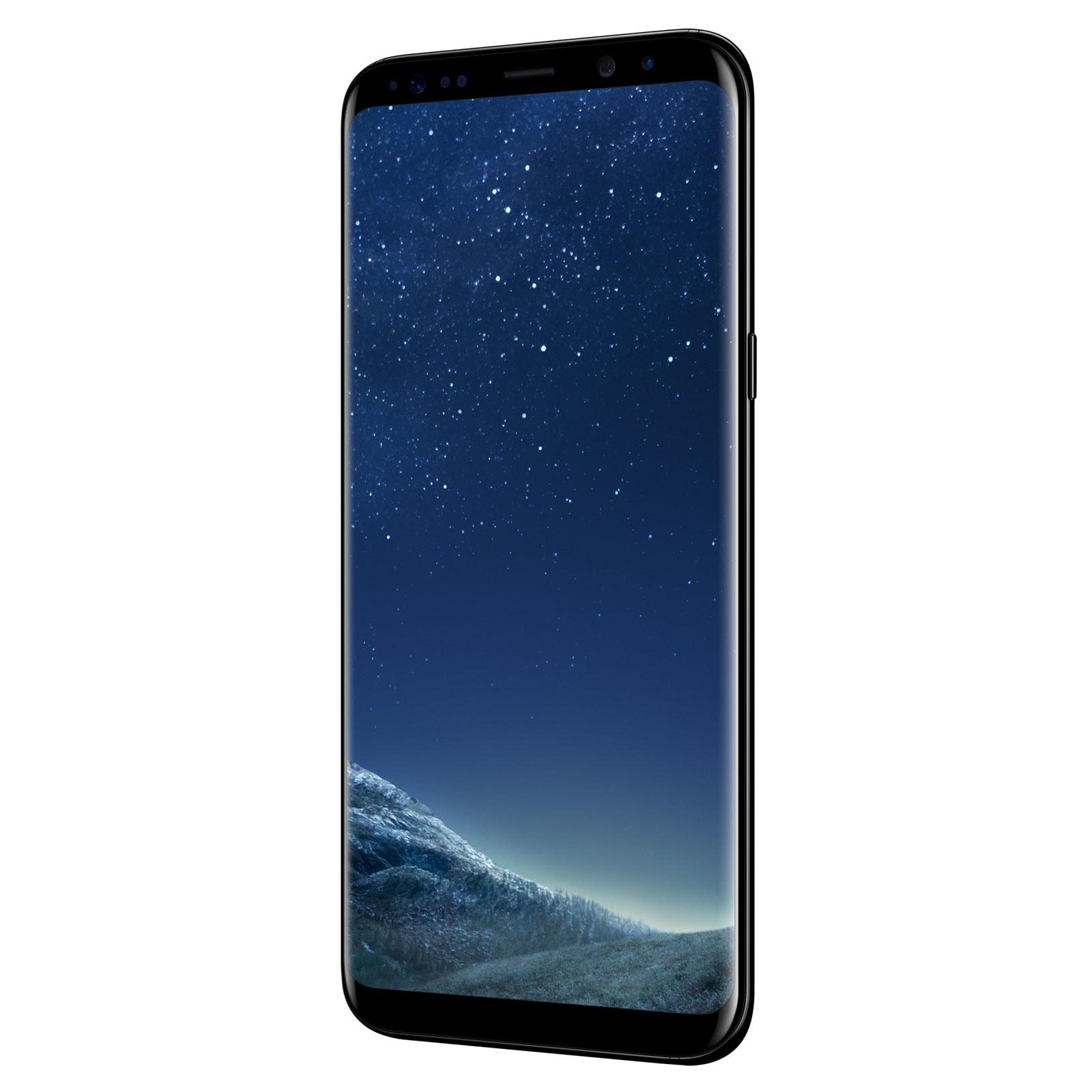 Samsung Galaxy S8+ 64Go G955 Black - Téléphonie Samsung - 3