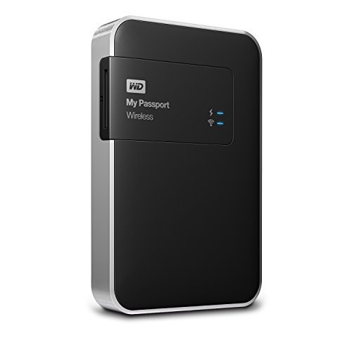 WD My Passport Wireless 2To (WDBDAF0020BBK) - Achat / Vente Disque dur Externe sur Cybertek.fr - 0