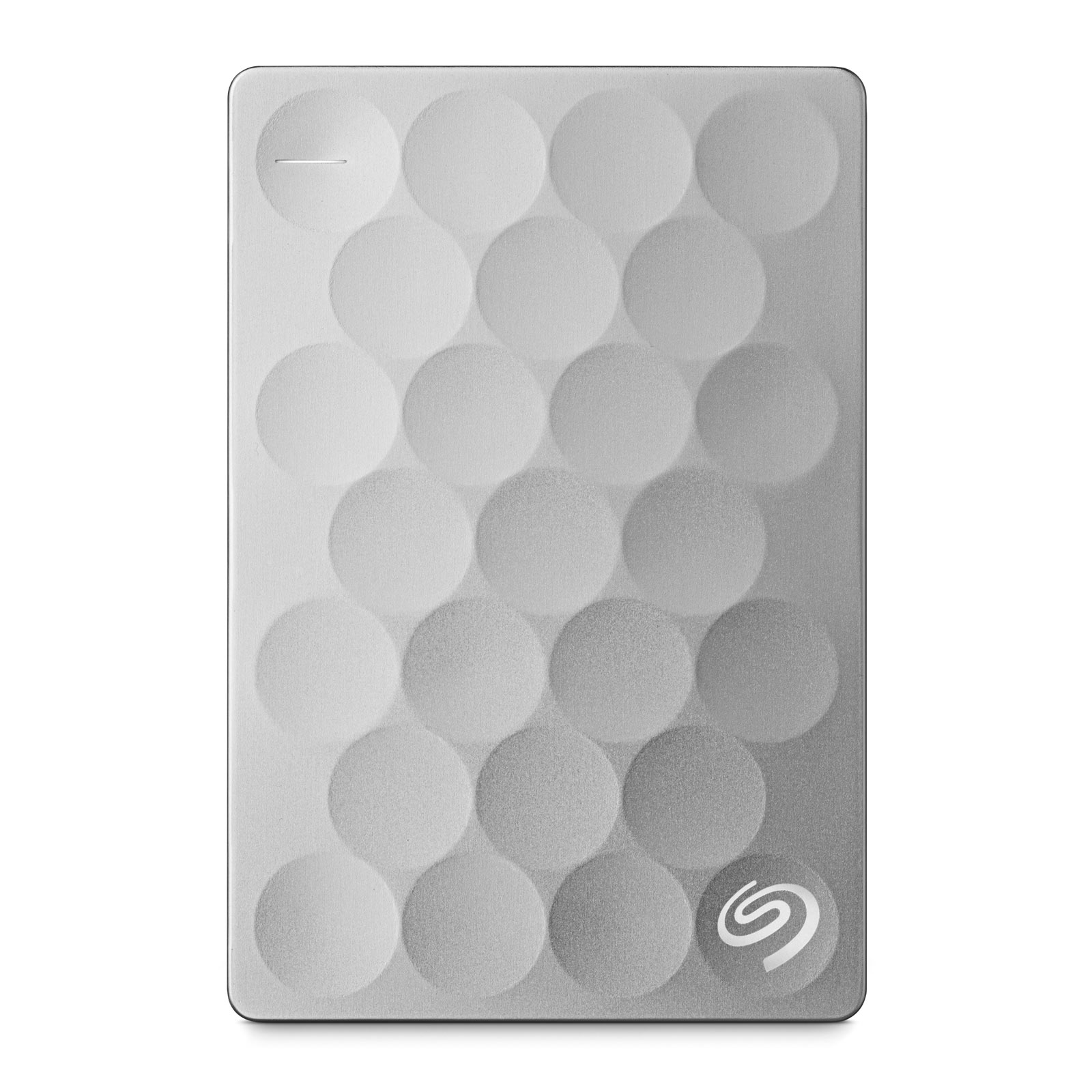 Seagate 2To Backup Plus Ultra Slim platine - Disque dur externe - 1