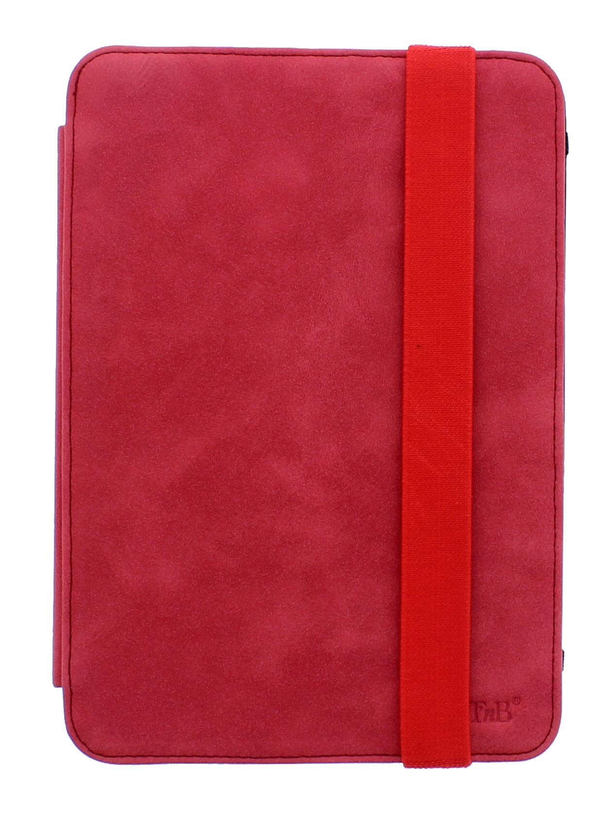 "Sweet Etui Folio universel 10"" Rouge - Accessoire tablette T'nB - 0"