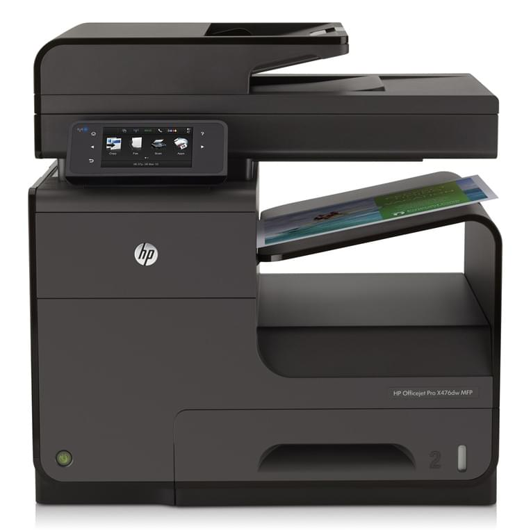 Imprimante multifonction HP OfficeJet Pro X476dw - Cybertek.fr - 0
