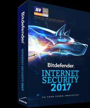 Pack 4+1 Internet Security 2017 - 2 Ans / 5 PC - Cybertek.fr - 0