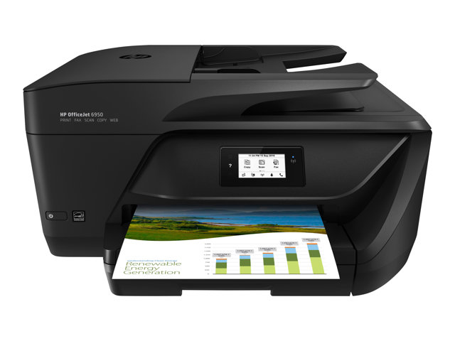 Imprimante multifonction HP OfficeJet 6950 e-All-in-One Printer - 4