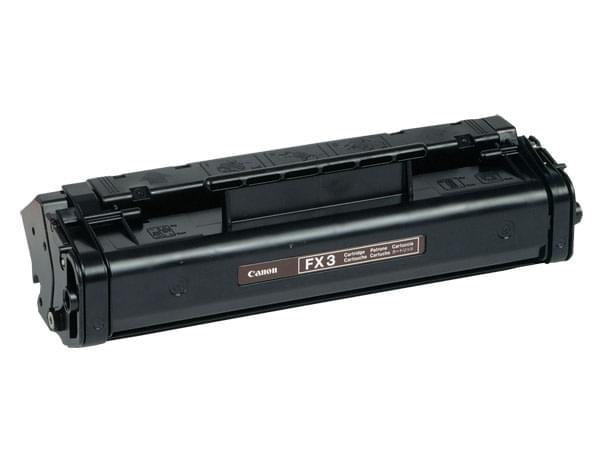 Canon Toner FX3 Noir 2700p (1557A003) - Achat / Vente Consommable imprimante sur Cybertek.fr - 0