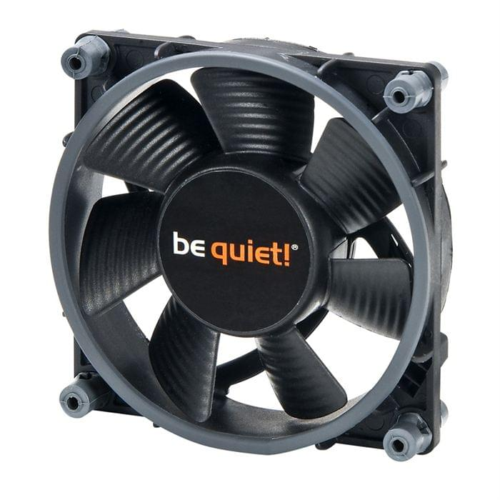 Be Quiet! Shadow Wings SW1 80mm Low-Speed, BQT T80 - Ventilateur boîtier - 0