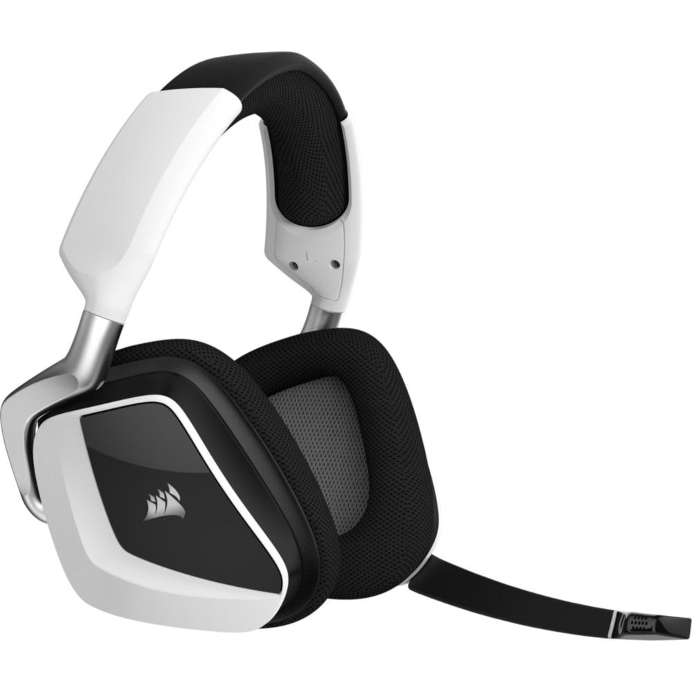 Corsair VOID RGB ELITE WIRELESS White 7.1 Surround - Micro-casque - 3