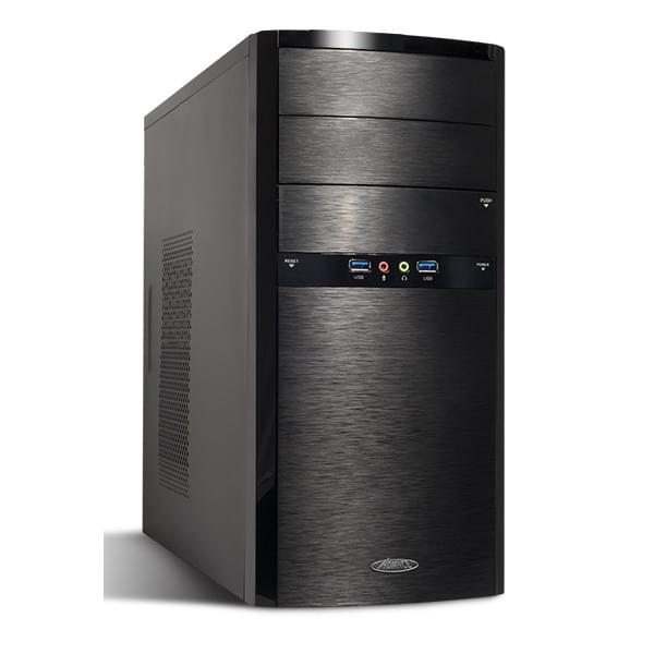 Advance Elite 6305B3 Noir - Boîtier PC Advance - Cybertek.fr - 0