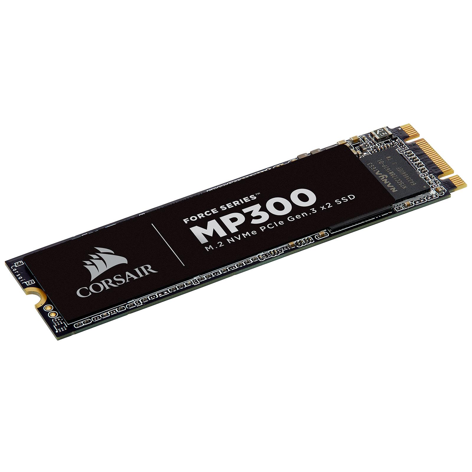 Corsair CSSD-F240GBMP300 240-275Go M.2 - Disque SSD Corsair - 3