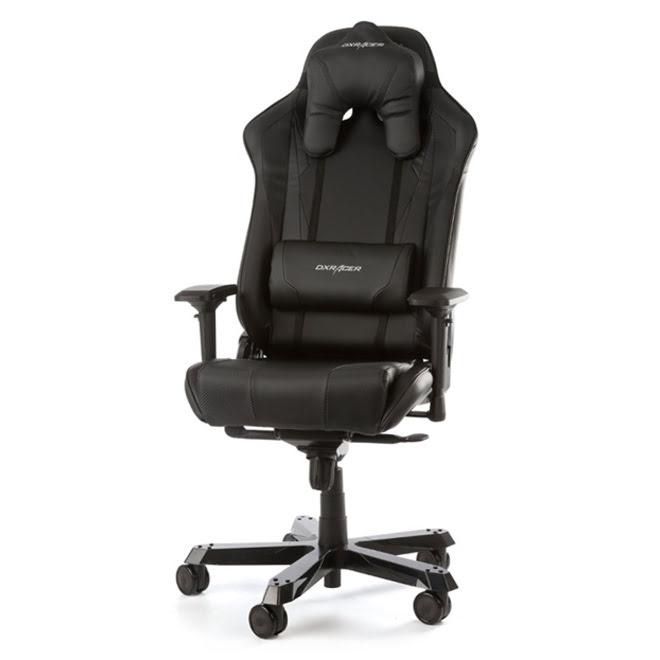 DXRacer Sentinel S28-N Noir - Siège PC Gamer - Cybertek.fr - 0