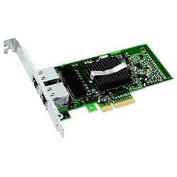Intel Carte Réseau PCI-E 10/100/1000MB PT Dual Port - EXPI9402PT Cybertek