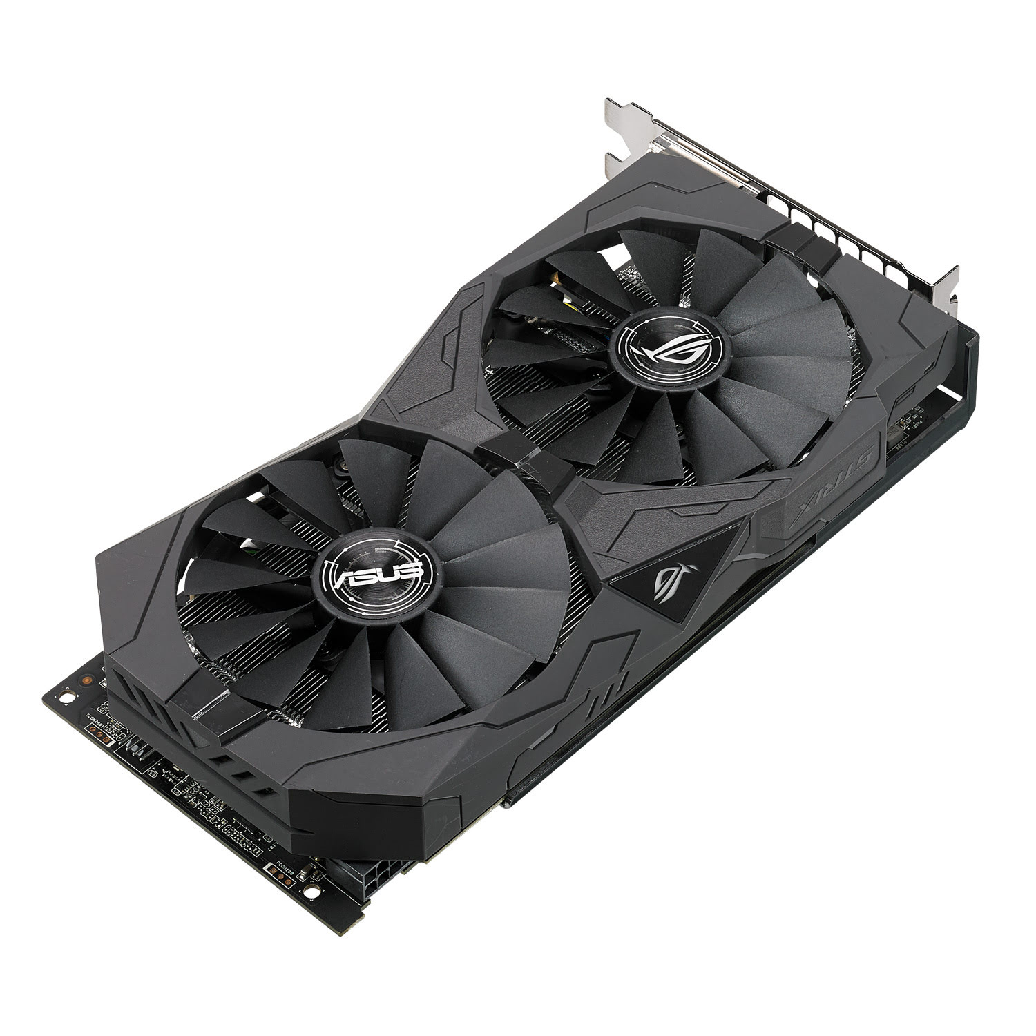 Asus STRIX-RX570-O4G GAMING 4Go - Carte graphique Asus - 2