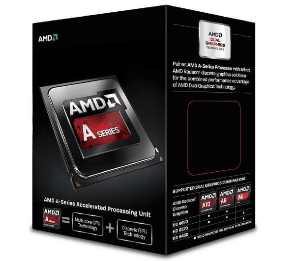 Processeur AMD A10-6800K - 4.1GHz -  - 0