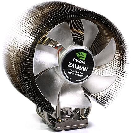 Zalman CNPS9700NT SK775/754/939/940/AM2 (CNPS9700NT) - Achat / Vente Ventilateur sur Cybertek.fr - 0