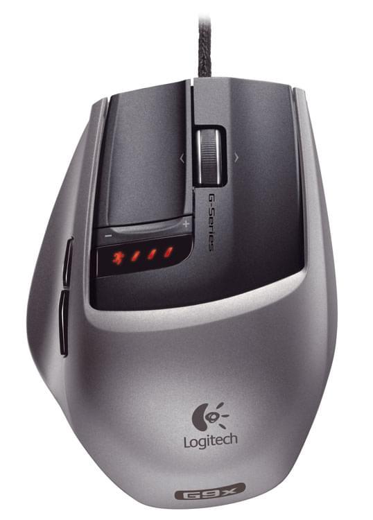 Logitech G9X Laser Mouse (910-001153) - Achat / Vente Souris PC sur Cybertek.fr - 0