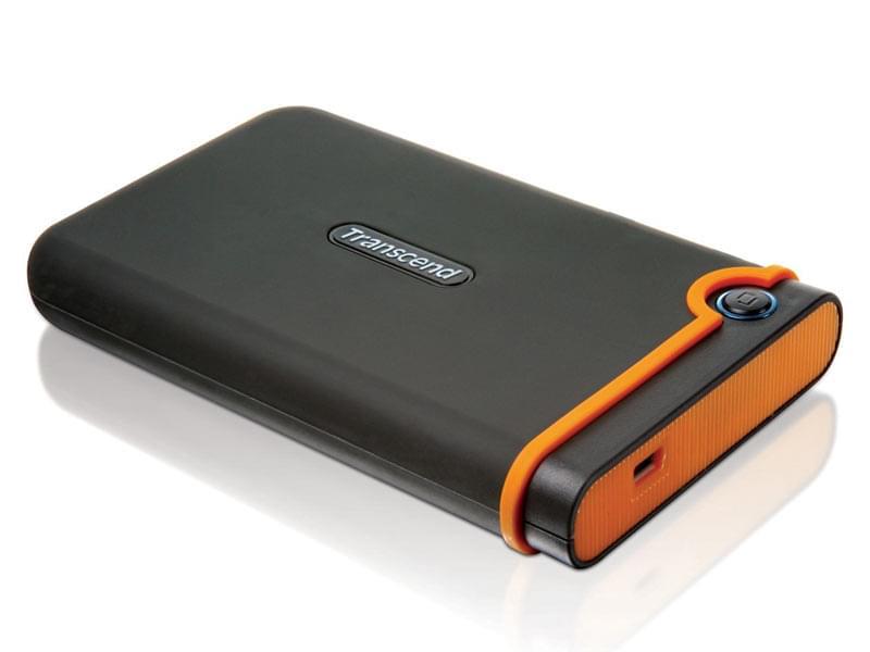"""Transcend 320Go 2""""1/2 USB2 StoreJet 25 Mobile TS320GSJ25M2 (TS320GSJ25M2 soldé) - Achat / Vente Disque dur Externe sur Cybertek.fr - 0"""