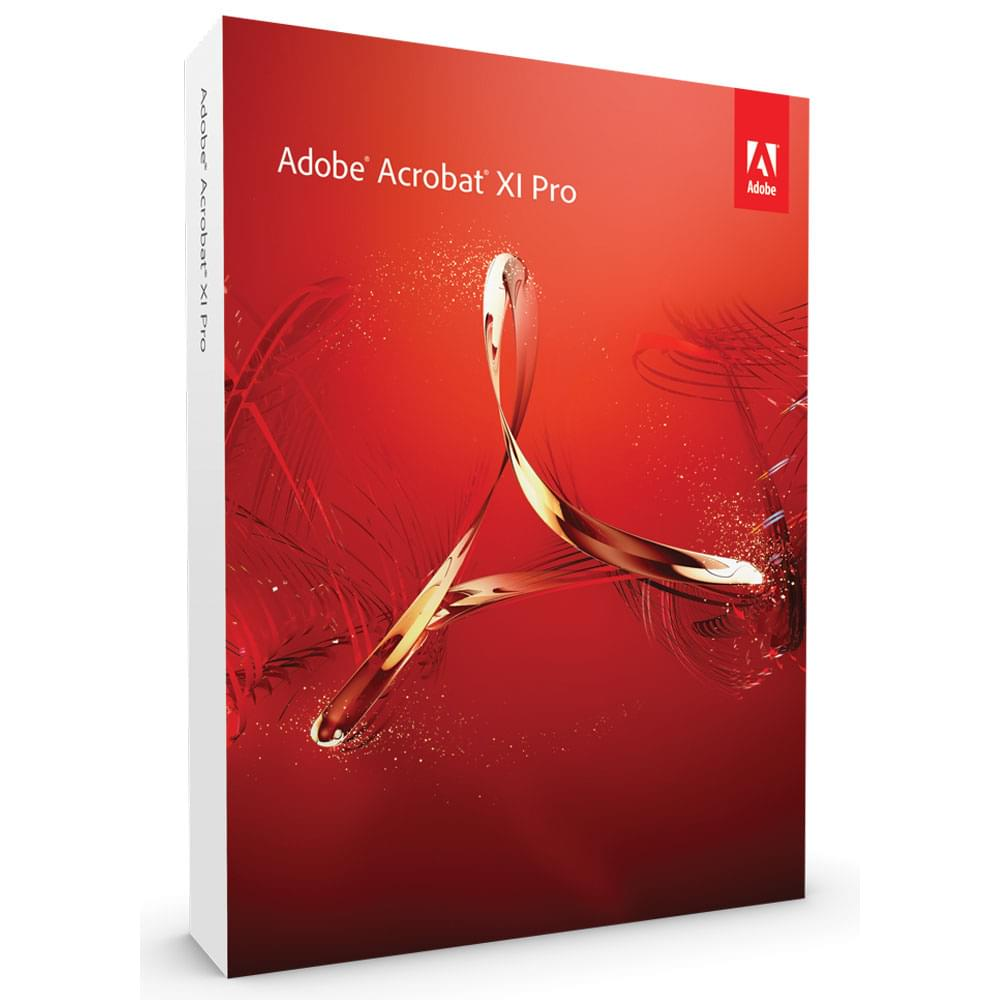 Adobe Acrobat XI PRO - ensemble complet - Win - Logiciel application - 0