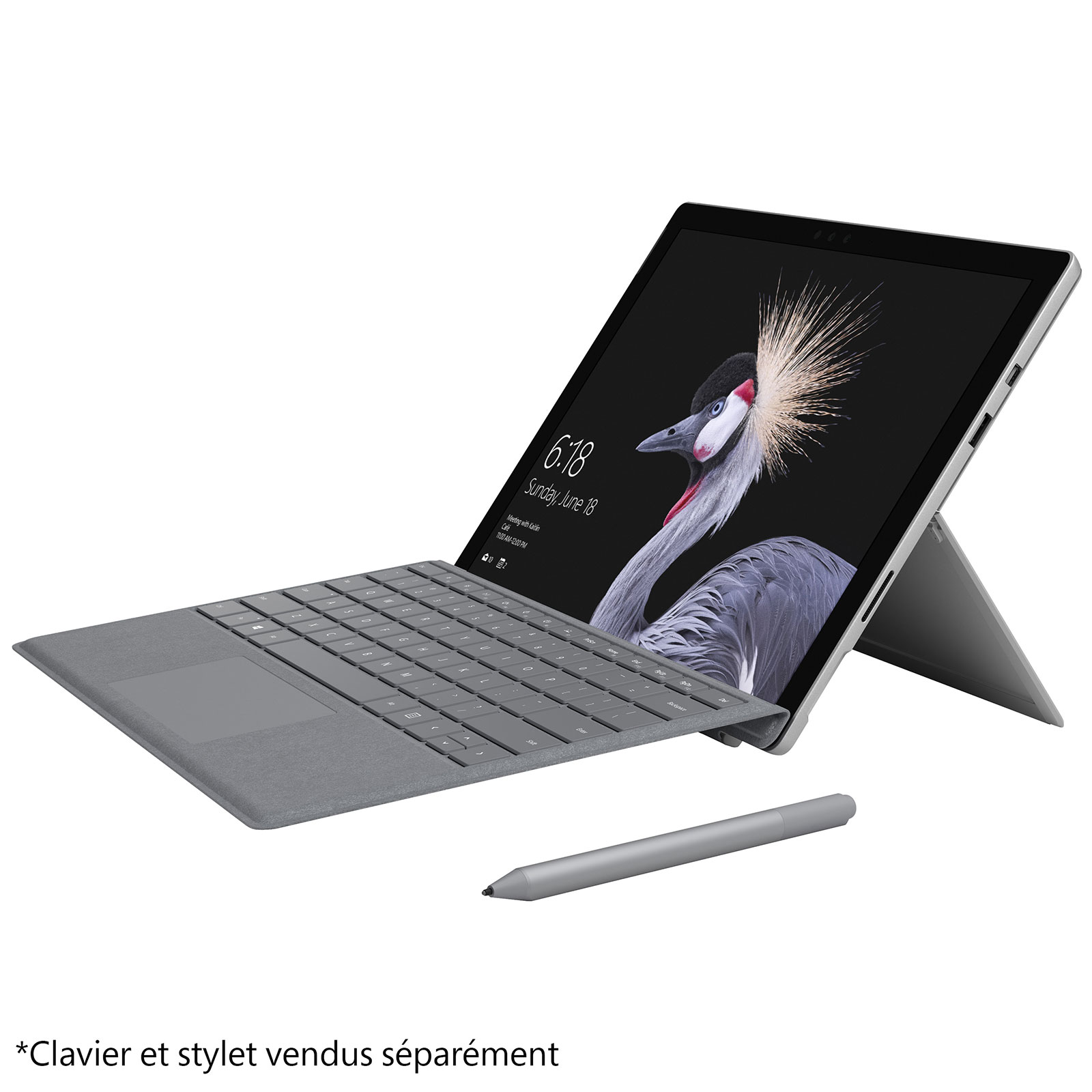 Microsoft Surface Pro 2017 - Tablette tactile Microsoft - 0