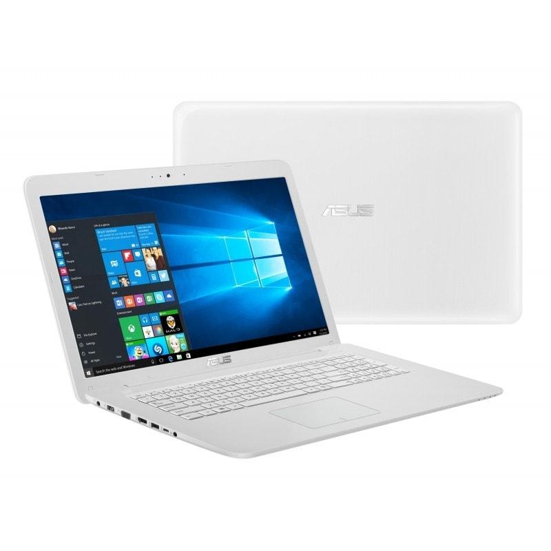 Asus X756UJ-TY051T Blanc (90NBOA22-M00570) - Achat / Vente PC portable sur Cybertek.fr - 0