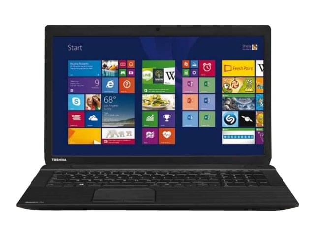 Toshiba C70-B-10F (PSCL5E-00100GFR) - Achat / Vente PC portable sur Cybertek.fr - 0