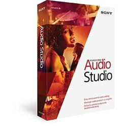 Sony Logiciel Application Sound Forge Audio Studio 10 Cybertek