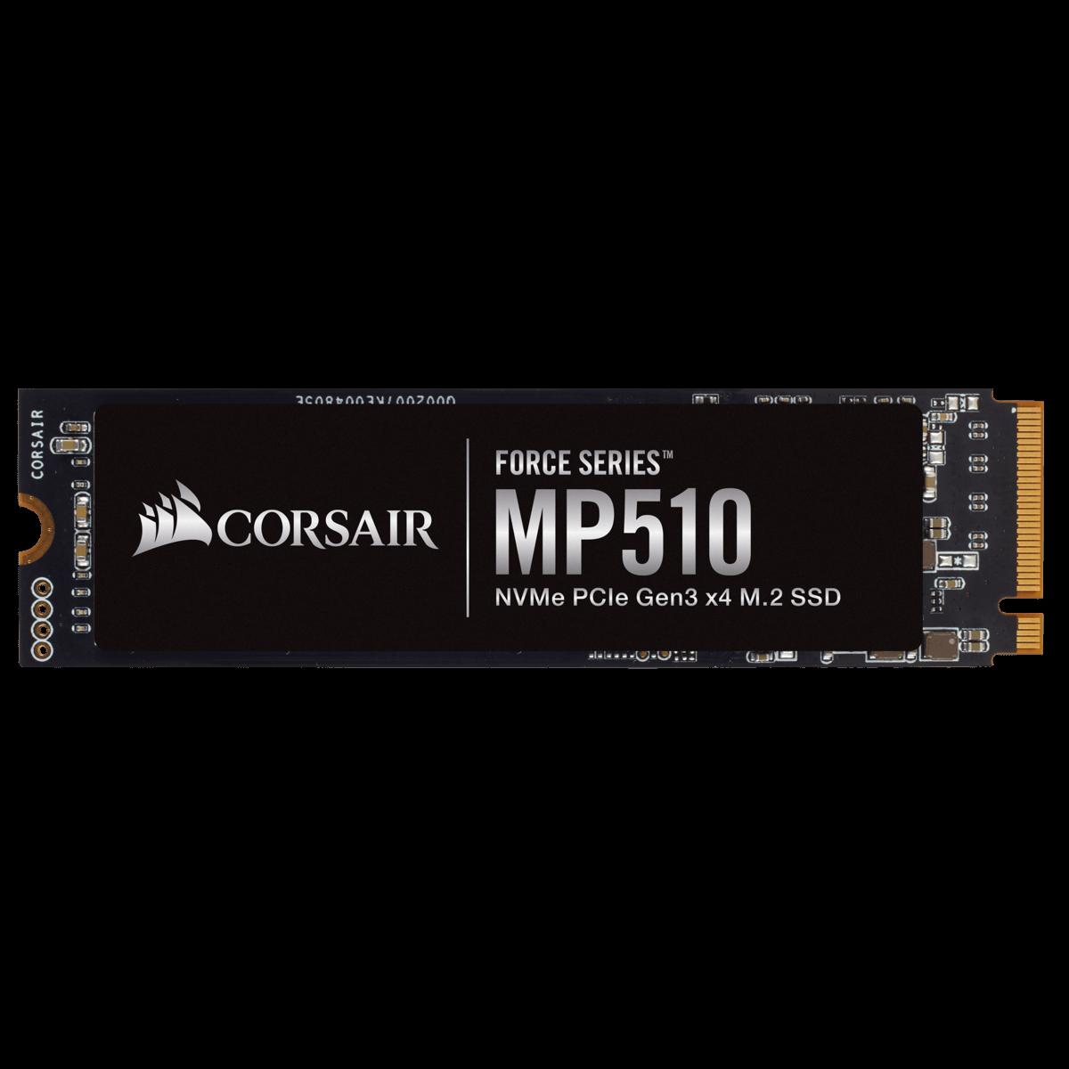 Corsair CSSD-F240GBMP510 240-275Go M.2 - Disque SSD Corsair - 2