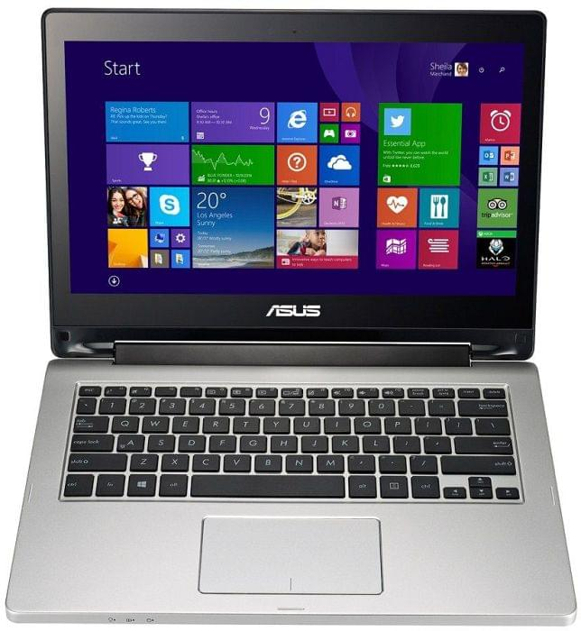 Asus TP300LA-DW063H (TP300LA-DW063H ) - Achat / Vente PC Portable sur Cybertek.fr - 0