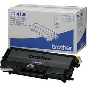 Toner Noir 7500p - TN-4100 pour imprimante Laser Brother - 0
