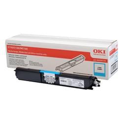 Oki Consommable Imprimante Toner Cyan 1500p - 44250719 Cybertek