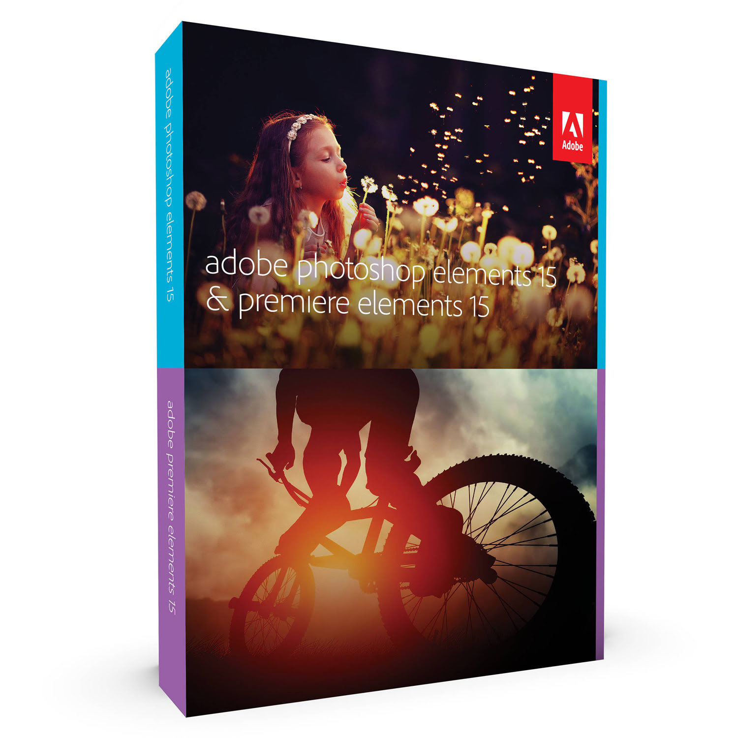 Adobe Photoshop Elements 15 + Premiere Elements 15 - Logiciel application - 0