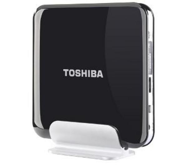 """Toshiba 1To 3""""1/2 USB2.0/ESATA PA3827E-1HJ0 Stor.E D10 - Disque dur externe - 0"""