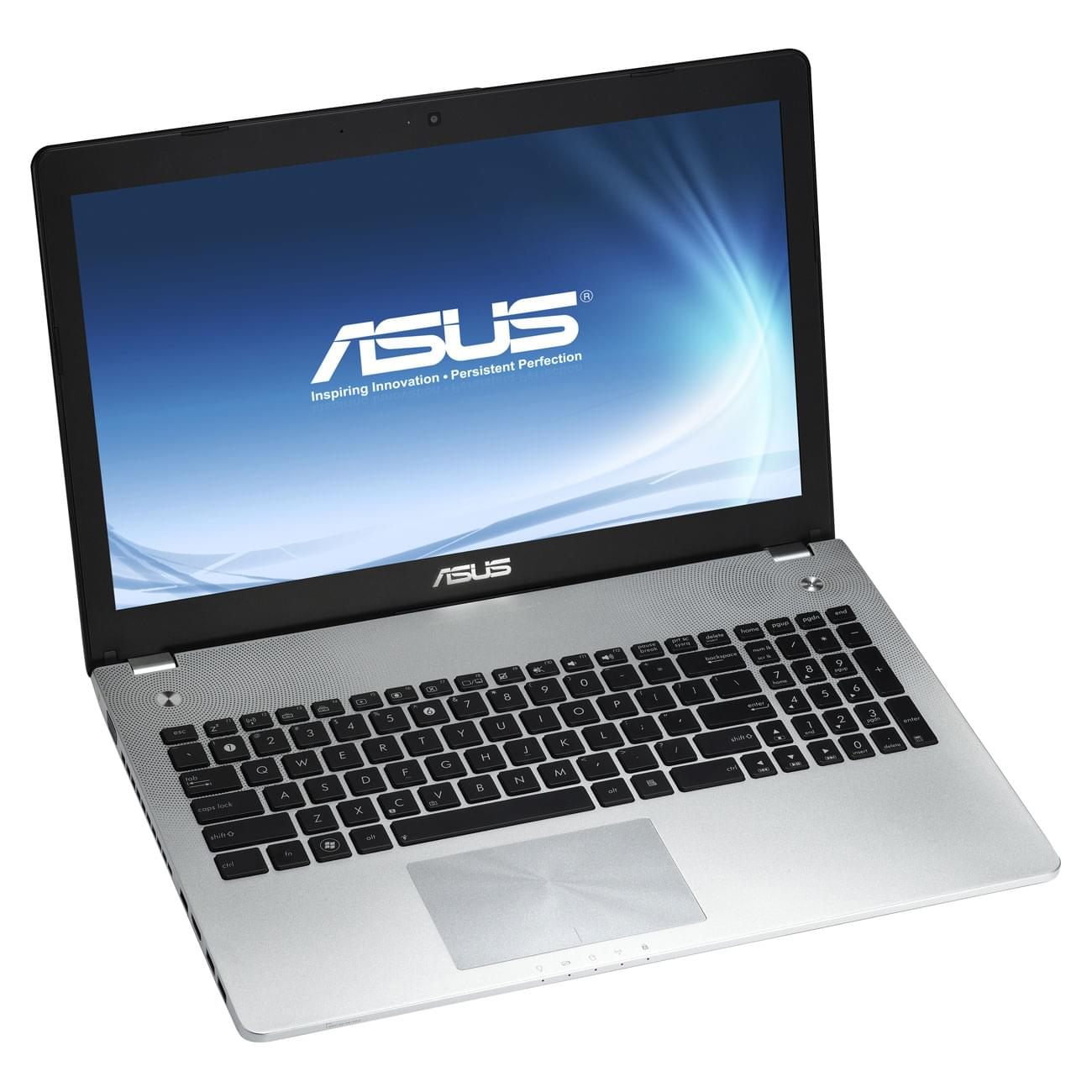 Asus N56VZ-S4023V (N56VZ-S4023V) - Achat / Vente PC Portable sur Cybertek.fr - 0