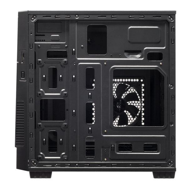 Advance Impulse Noir - Boîtier PC Advance - Cybertek.fr - 2