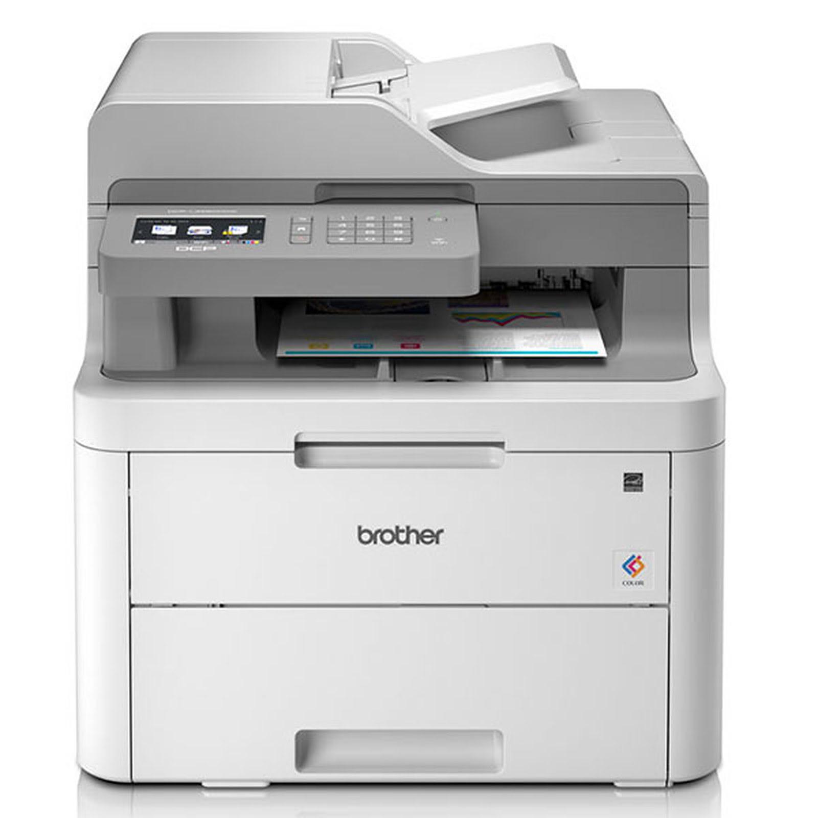 Imprimante multifonction Brother DCP-L3550CDW - Cybertek.fr - 0
