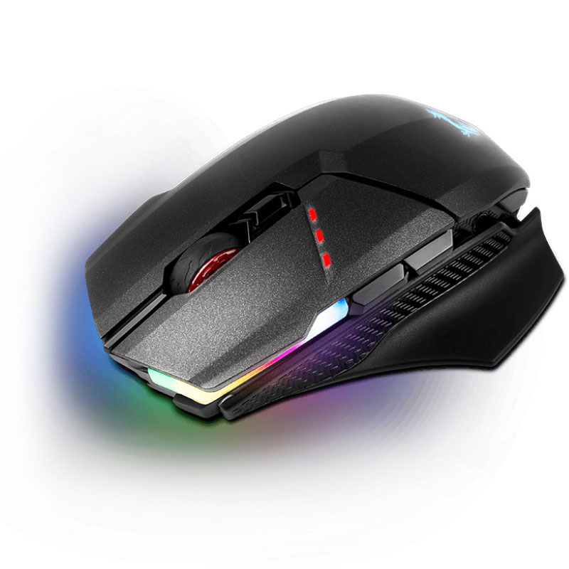 MSI CLUTCH GM70 Gaming Mouse - Souris PC MSI - Cybertek.fr - 0
