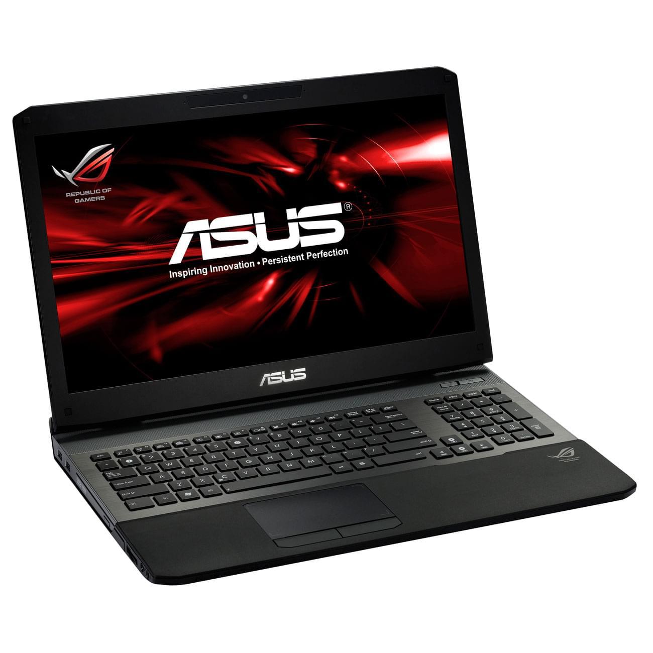 Asus G75VW-9Z381H (G75VW-9Z381H) - Achat / Vente PC Portable sur Cybertek.fr - 0