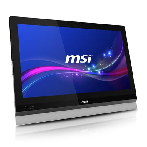 MSI ADORA24 2M-213EU (9S6-AE6313-214) - Achat / Vente All-In-One PC sur Cybertek.fr - 0