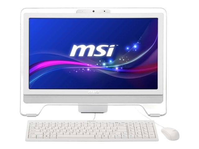 MSI AE2051-056XEU (AE2051-056XEU) - Achat / Vente All-In-One PC sur Cybertek.fr - 0