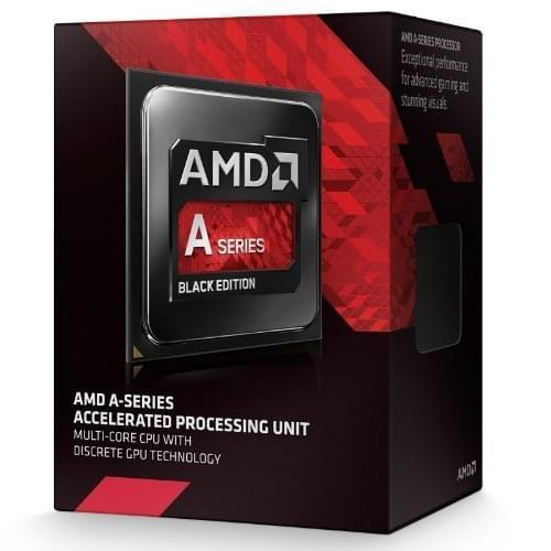 AMD A10-7700K Black Edition - 3.4GHz - Processeur AMD - 0