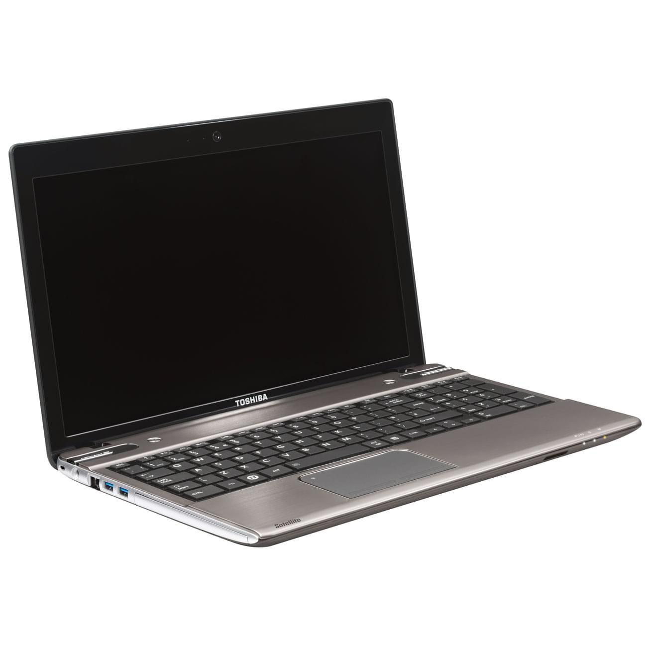 Toshiba P850-30H (PSPKBE-05400CFR solde) - Achat / Vente PC Portable sur Cybertek.fr - 0
