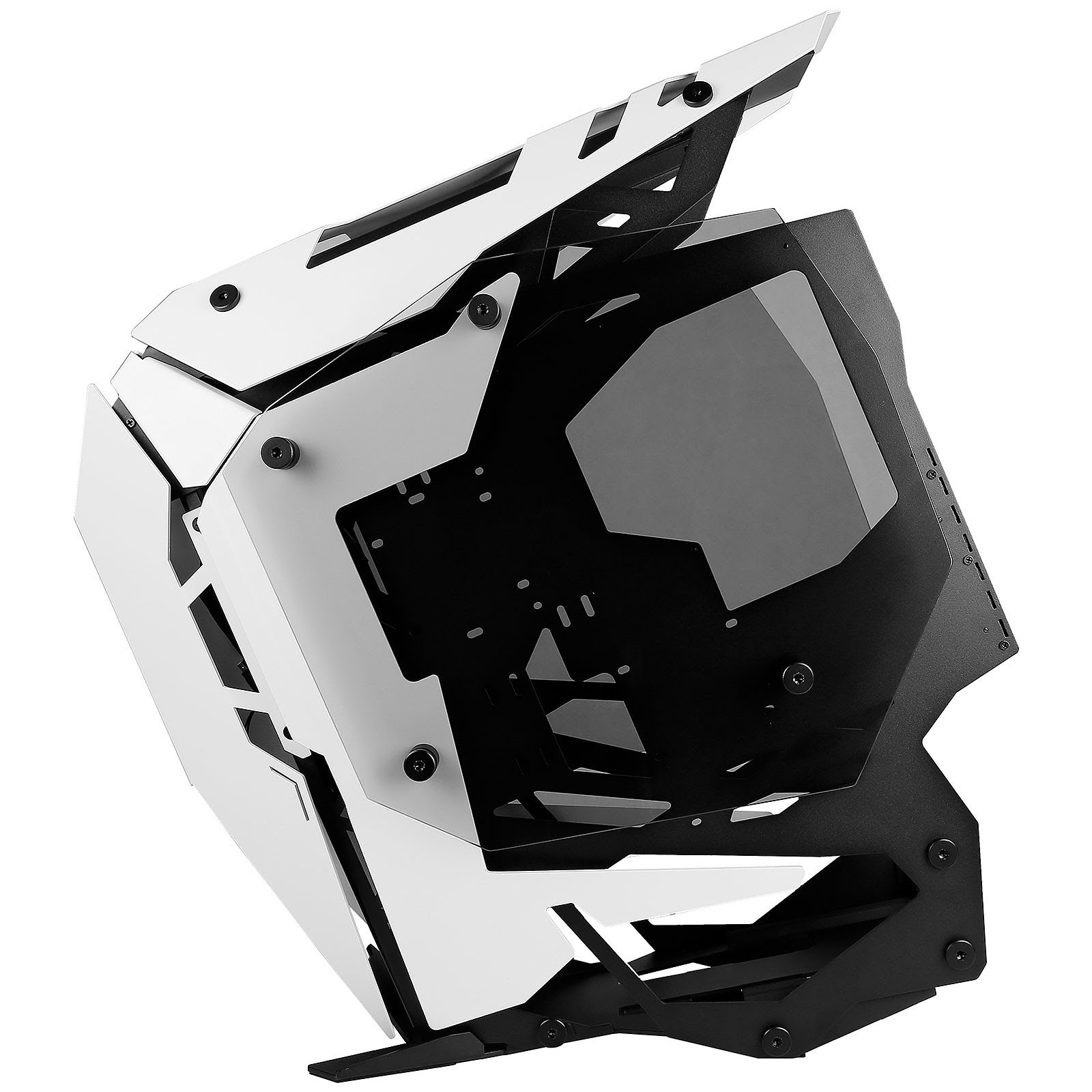 Antec TORQUE Black/White Blanc - Boîtier PC Antec - Cybertek.fr - 3