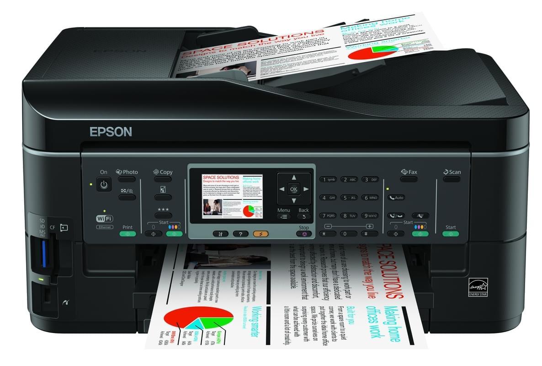 Epson Stylus Office BX935FWD (C11CB92303) - Achat / Vente Imprimante multifonction sur Cybertek.fr - 0