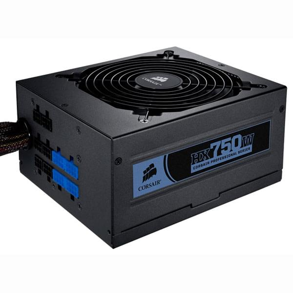 Alimentation PC Corsair ATX 750 Watts AX750 Gold - 0