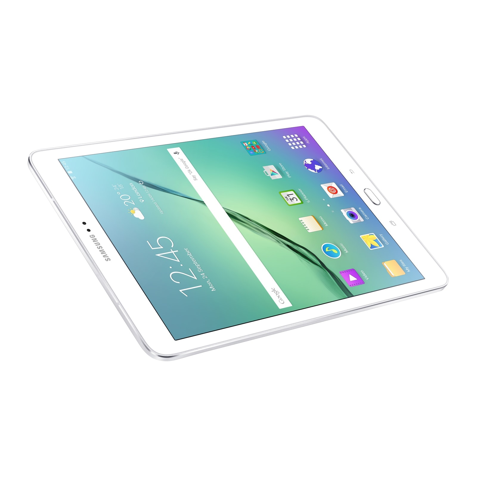 "Samsung Galaxy TAB S2 9.7"" T813 Blanche (SM-T813NZWEXEF) - Achat / Vente Tablette tactile sur Cybertek.fr - 2"