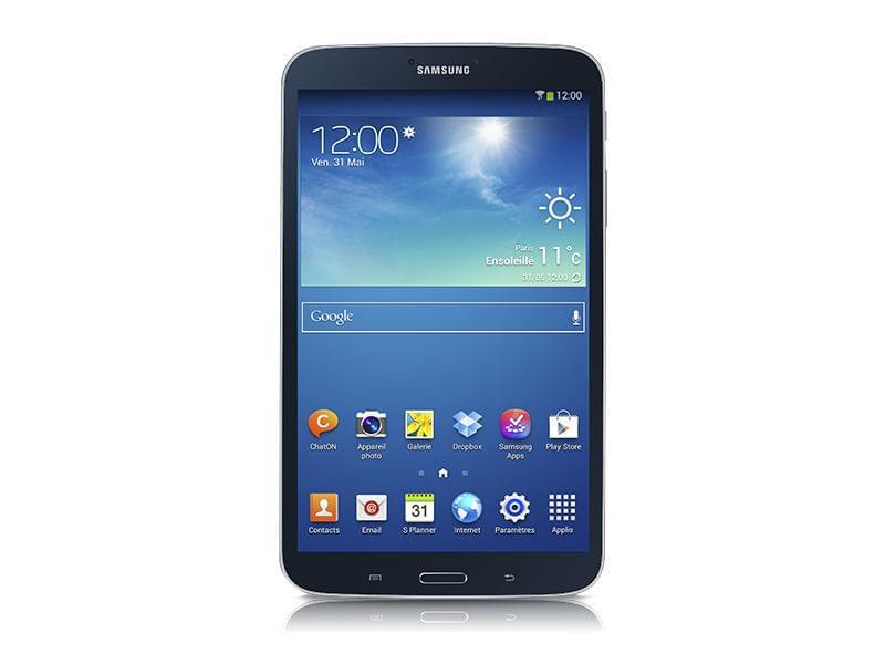 Samsung Galaxy Tab 3 T3100MKA (SM-T3100MKAXEF soldé) - Achat / Vente Tablette Tactile sur Cybertek.fr - 0