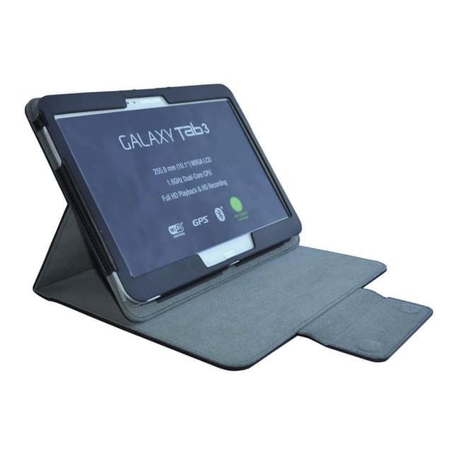 "Housse IRON Noire pour Galaxy Tab 3 10.1"" - 0"