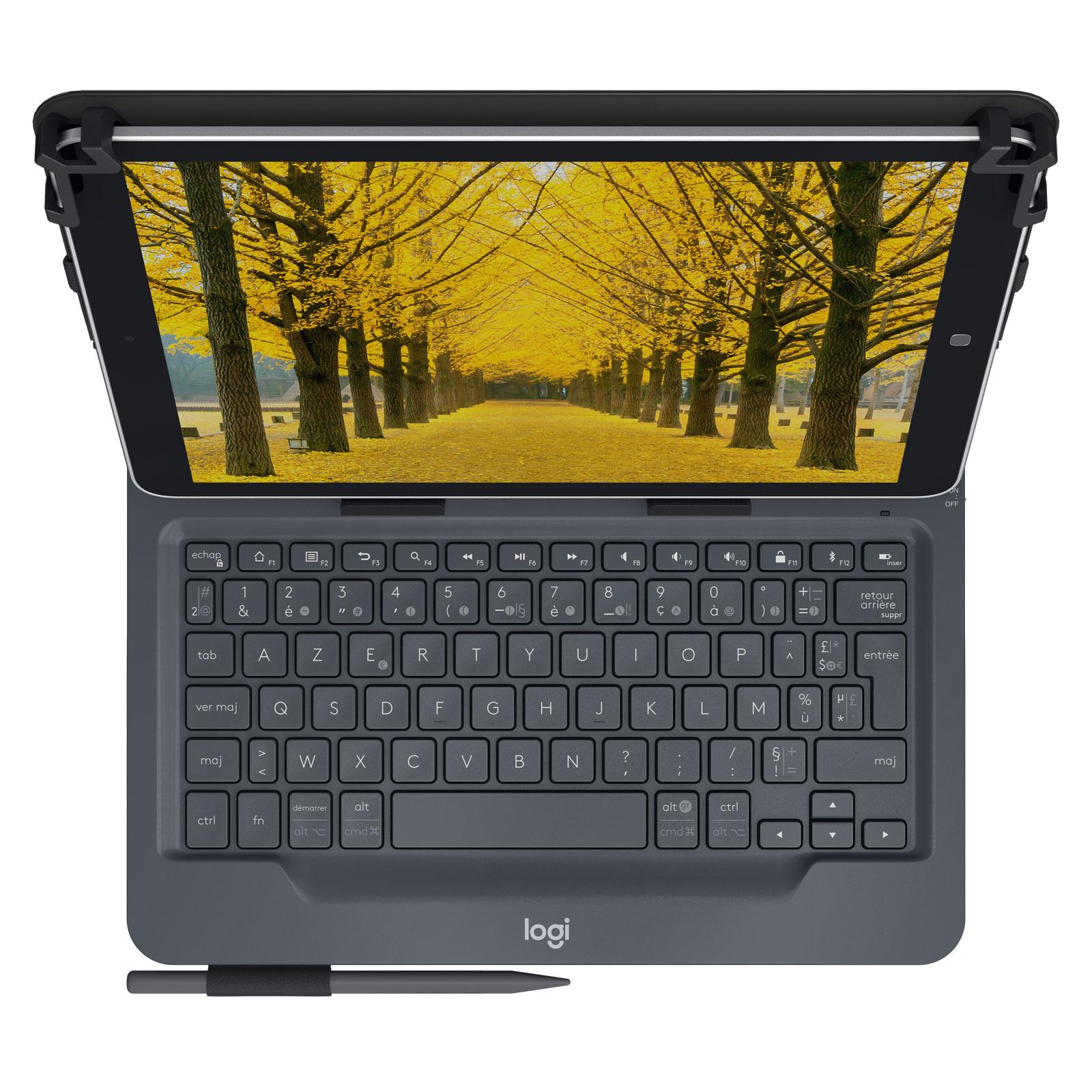 Etui UNIVERSAL FOLIO avec clavier intégré - Accessoire tablette - 4