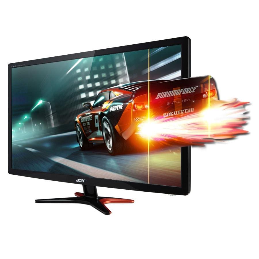 "Acer Predator GN246HLB - 24"" LED/FHD 3D/1ms/Black (UM.FG6EE.B06) - Achat / Vente Ecran PC sur Cybertek.fr - 3"