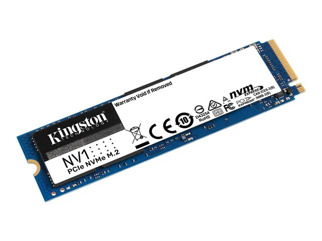 Kingston NV1 960Go-1To M.2 - Disque SSD Kingston - Cybertek.fr - 1