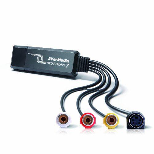 Avermedia DVD EZMaker 7 - C039H - Carte d'acquisition vidéo - 0